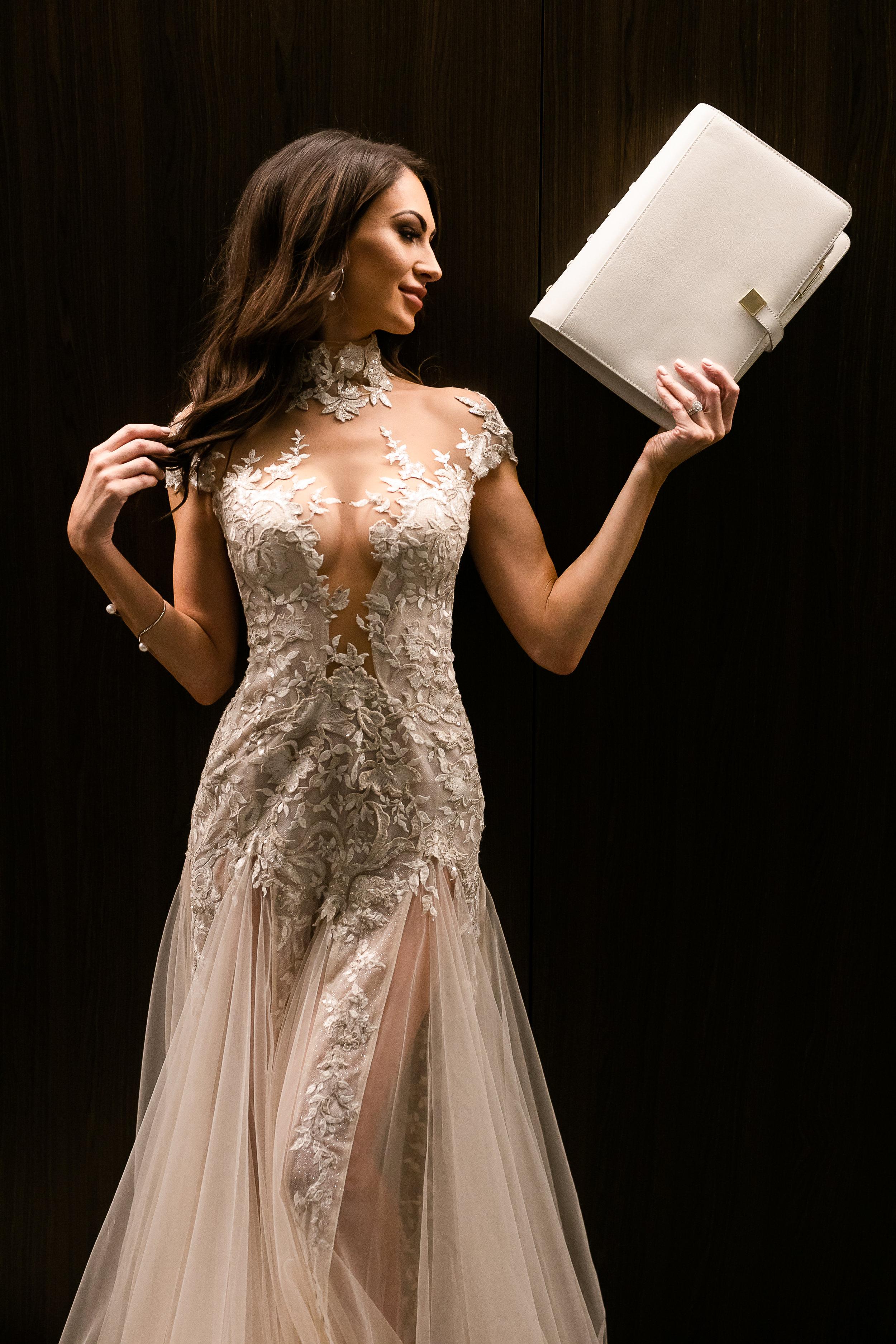 Leeffect x Galia Lahav Dion Bridal