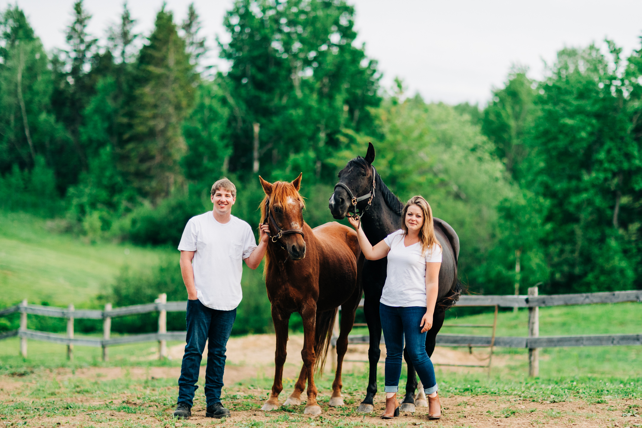 Brea & Cody Engagement Session - Summer 2019