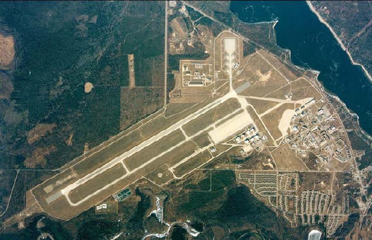 Wurtsmith Air Force Base Oscoda–Wurtsmith Airport