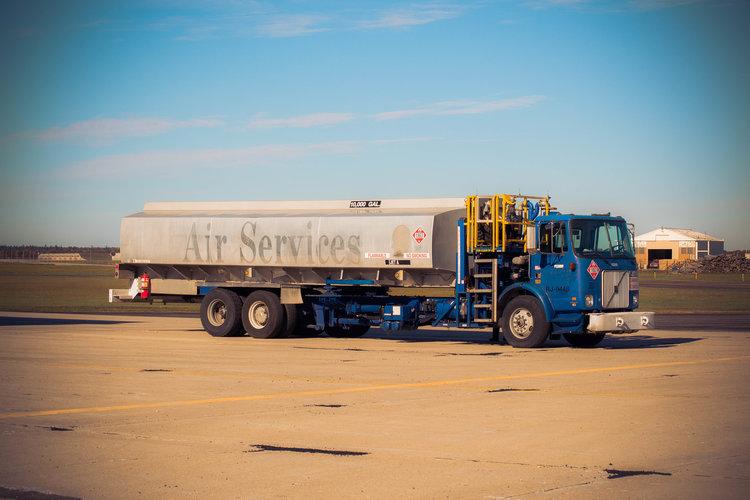 FBO Fuel Truck