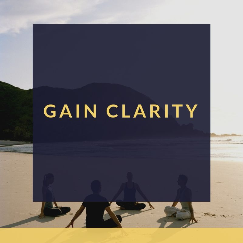 Gain the clarity you need to define your goals, discover your purpose and move your career and life forward on your terms. -