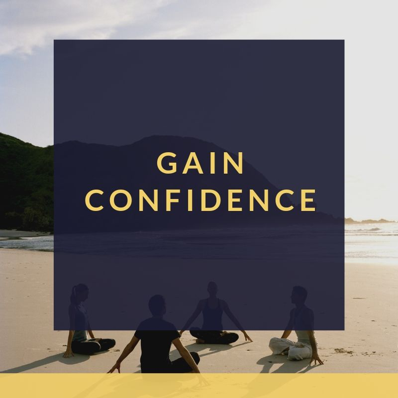 Don't miss out on another opportunity to show up in your career and life. Gain the confidence you need to show up at work, at home and navigate difficult life challenges. -