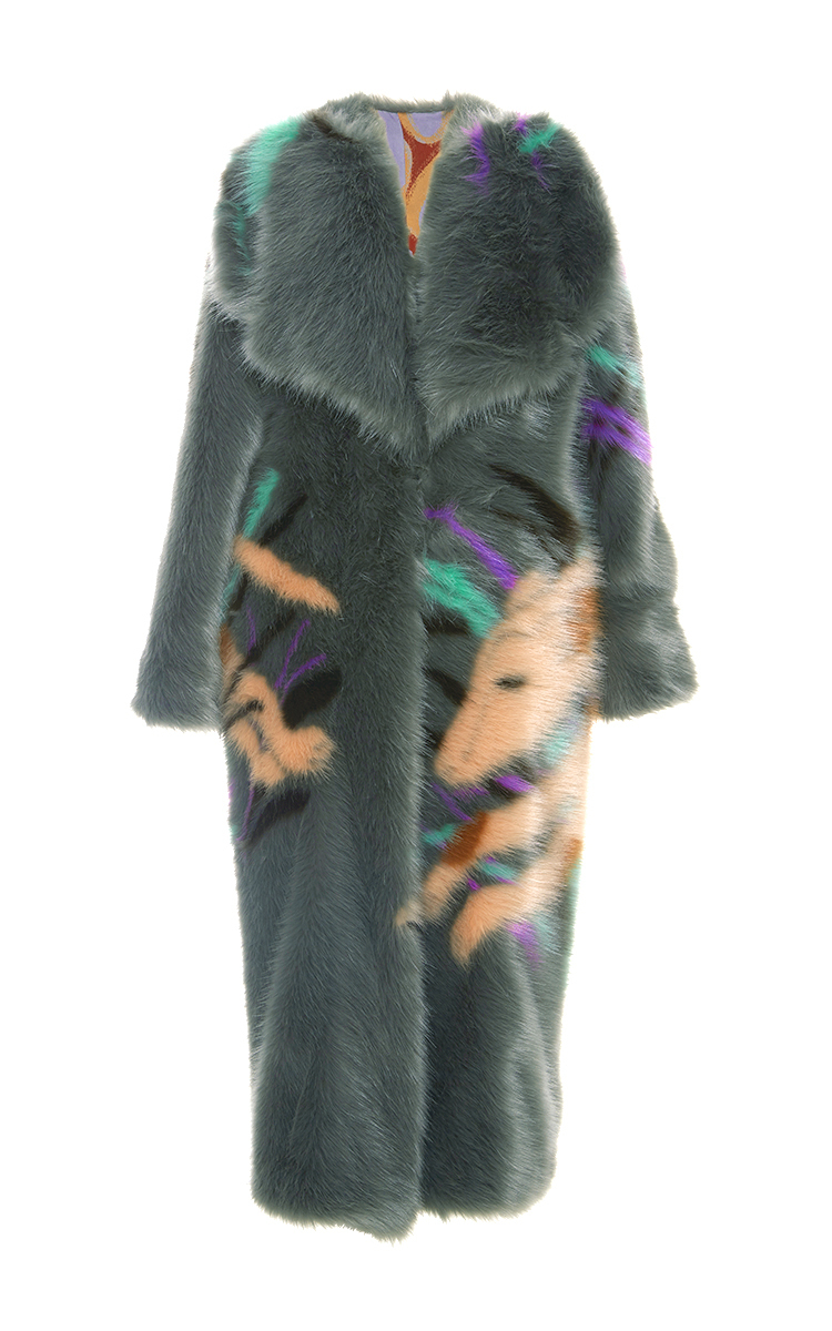 - Luxury faux furs come mostly from higher-end european mills with their own design centers. They create innovative faux furs
