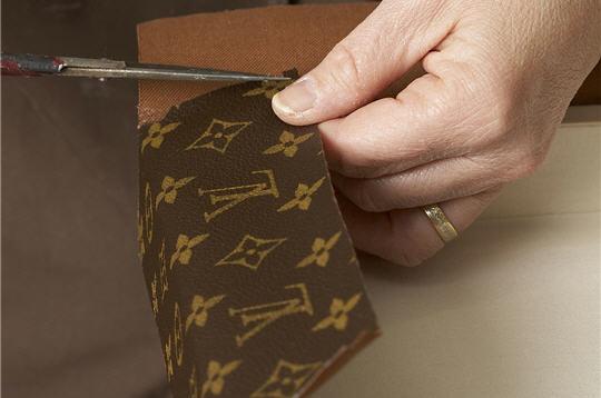 Monogram ! - Louis Vuitton's makes PVC a unique luxury product