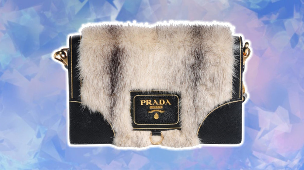 PRADA - Will no longer use animal fur in its designs or new products starting SS 2020