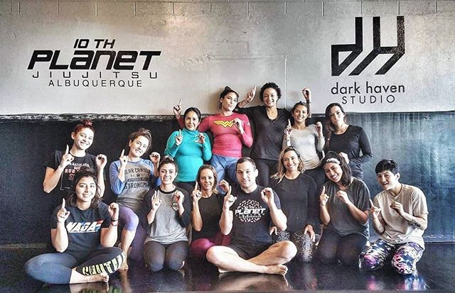 WOMEN'S ONLY CLASS RETURNS! . Beginning in May, this class will be held EVERY 1ST & 3RD SATURDAY FROM 11:30 AM-1:00 PM. . $10 drop-in | Free to members . #darkhavenstudio #10pabq #jiujitsu #wrestling #submissiongrappling #muaythai #kickboxing #505 #burque #dukecityigers #enterthedarkness #growthandevolution #10p4l #10wo #eddiebravo