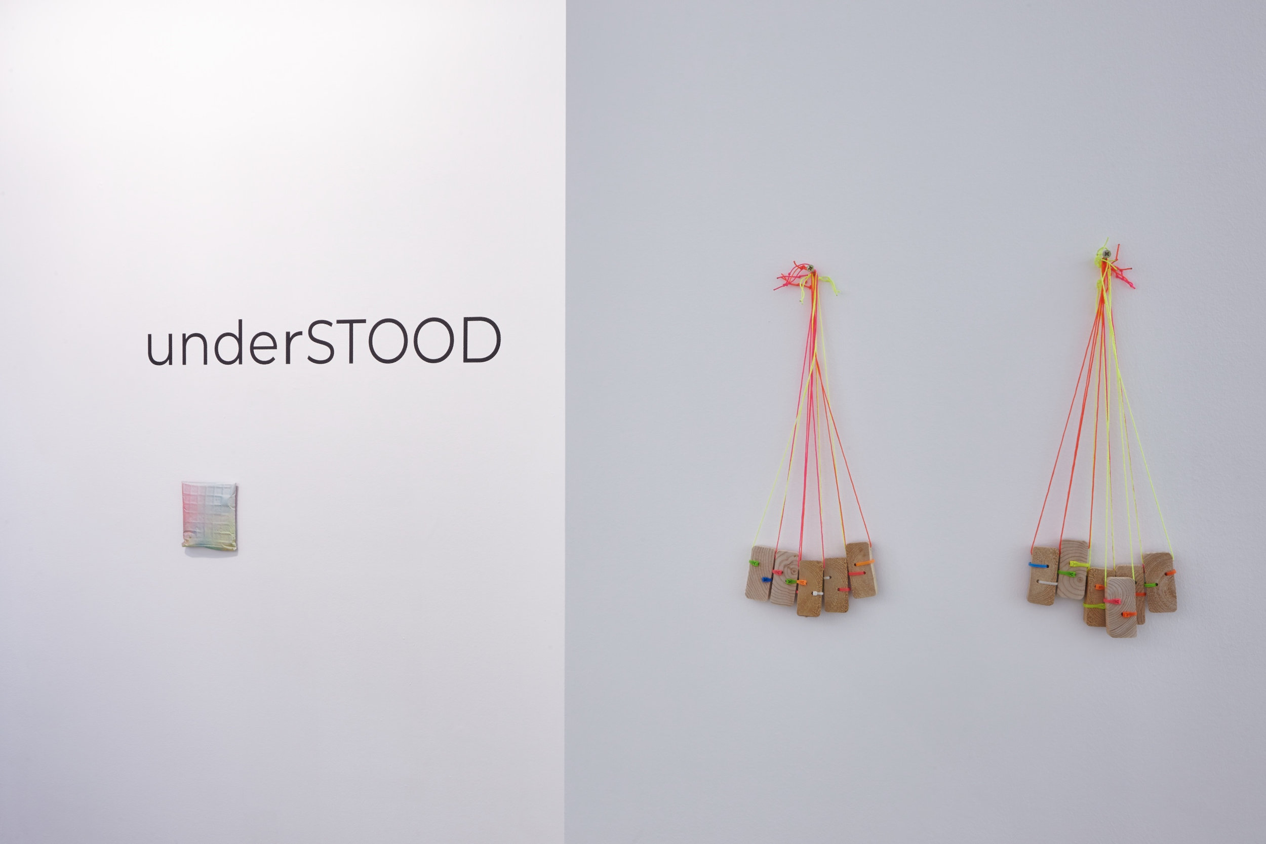 Group show underSTOOD, ROCKELMANN & PARTNER, 2018, Photo: Joseph Devitt Tremblay