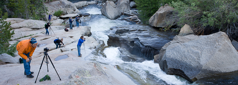 Anderson Ranch Workshop, The Grottos, Roaring Fork River