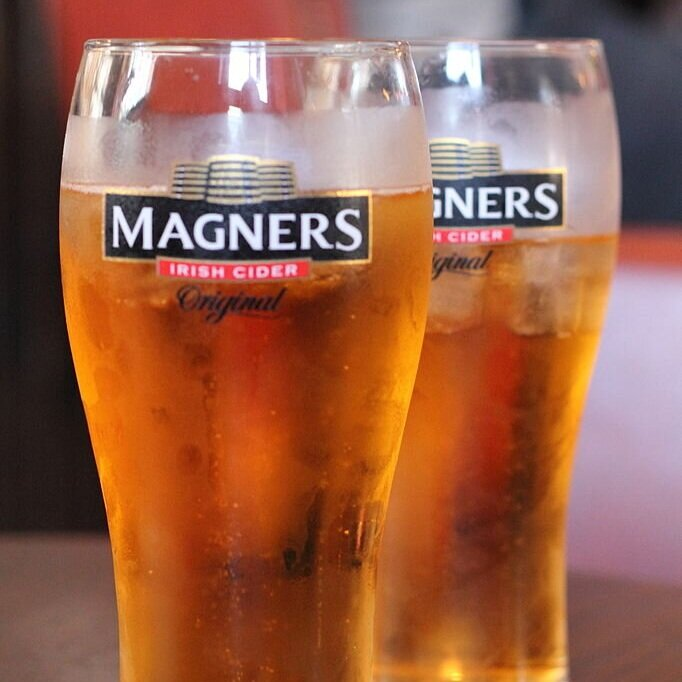 Pint of Magners - ONLY £3