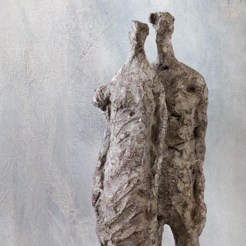 Dyad (40x15cm. Bronze.)