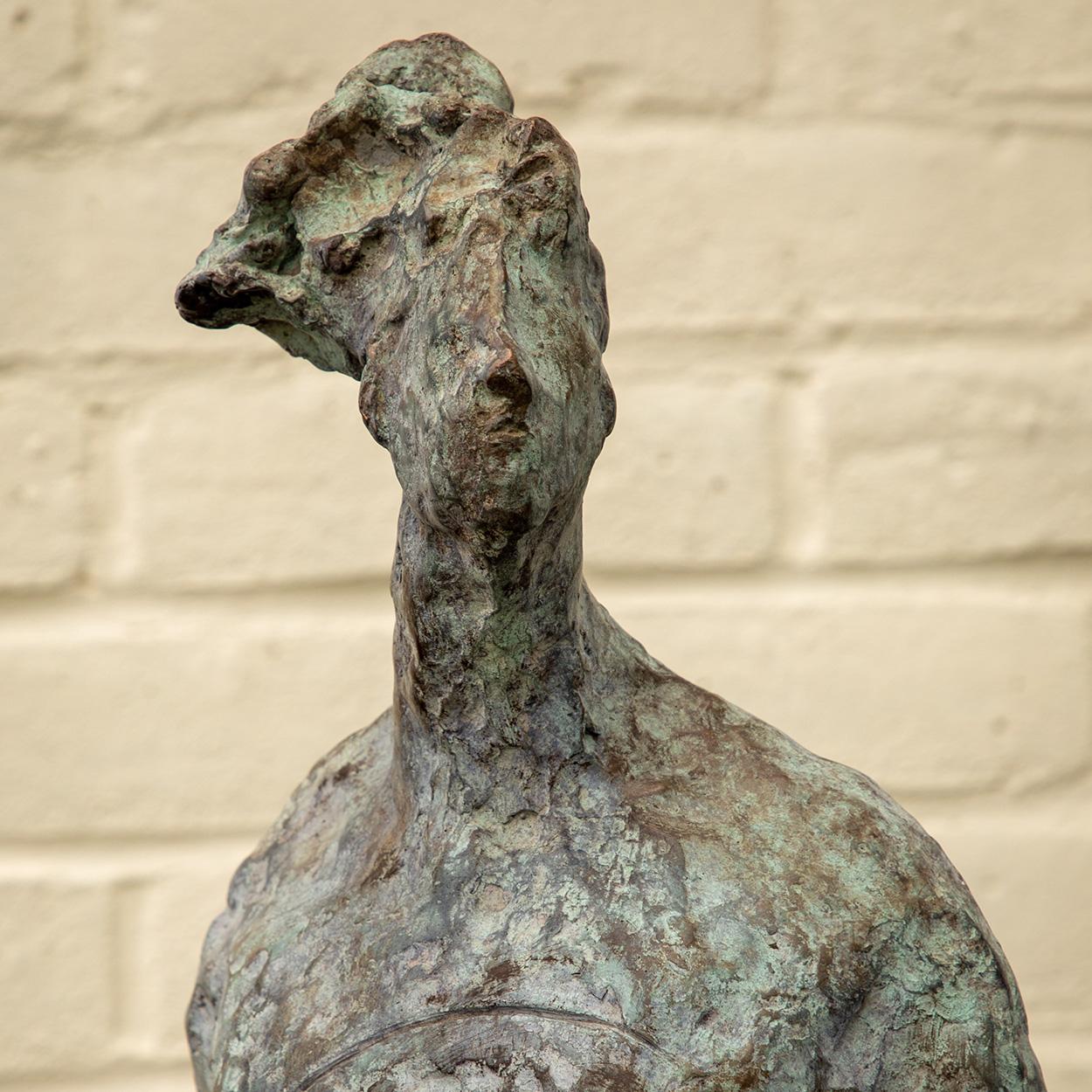 Vita (103 x 44cm, bronze)