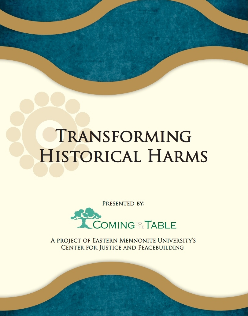 Transforming Historical Harms   By David Anderson Hooker and Amy Potter Czajkowski