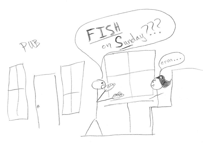 Fish on Sunday
