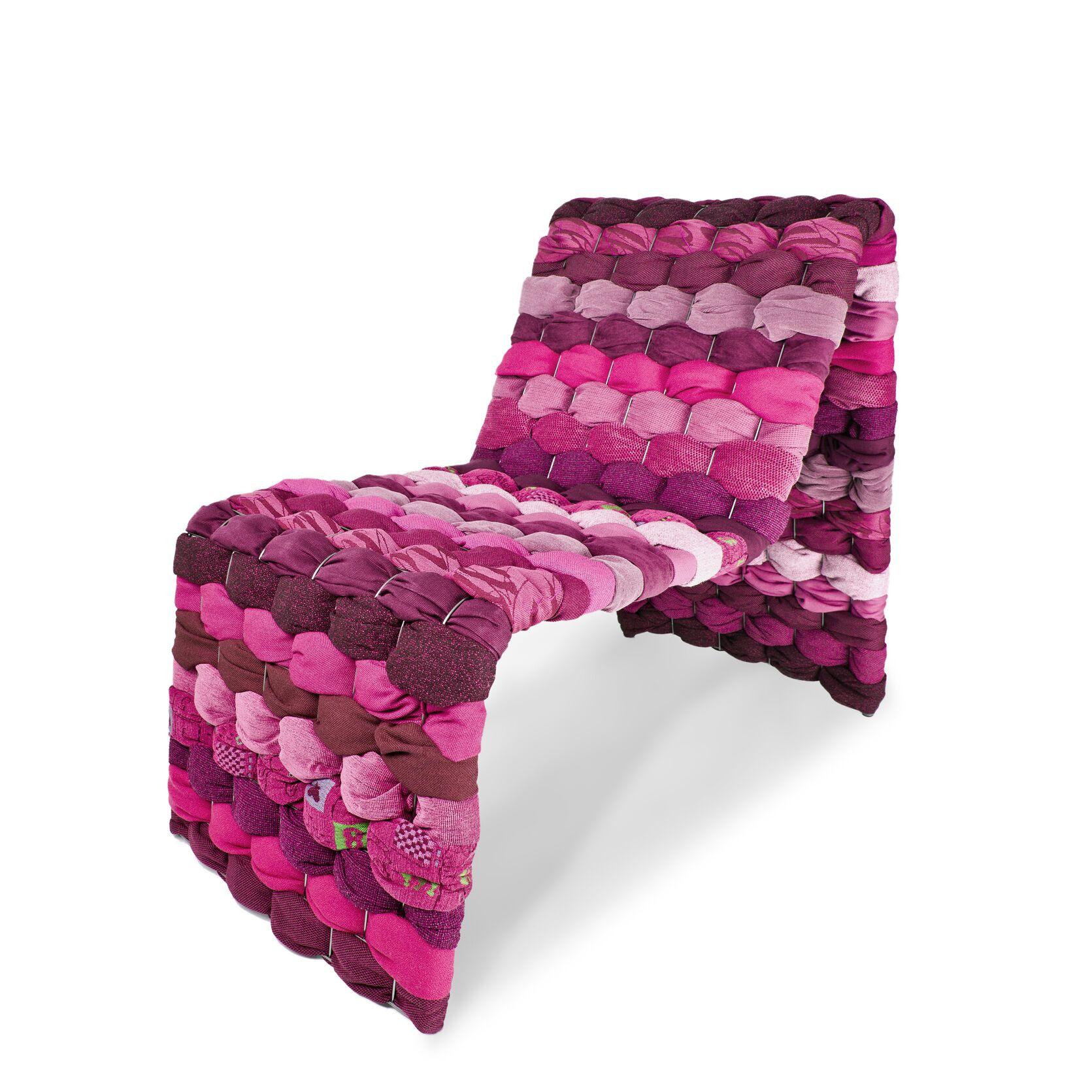 Pink T Shirt Chair