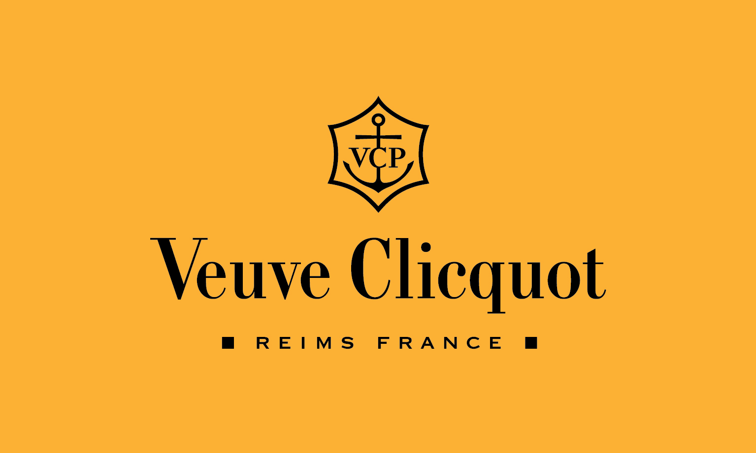 VEUVE CLICQUOT VERTICAL LOGO Yellow Background.jpg
