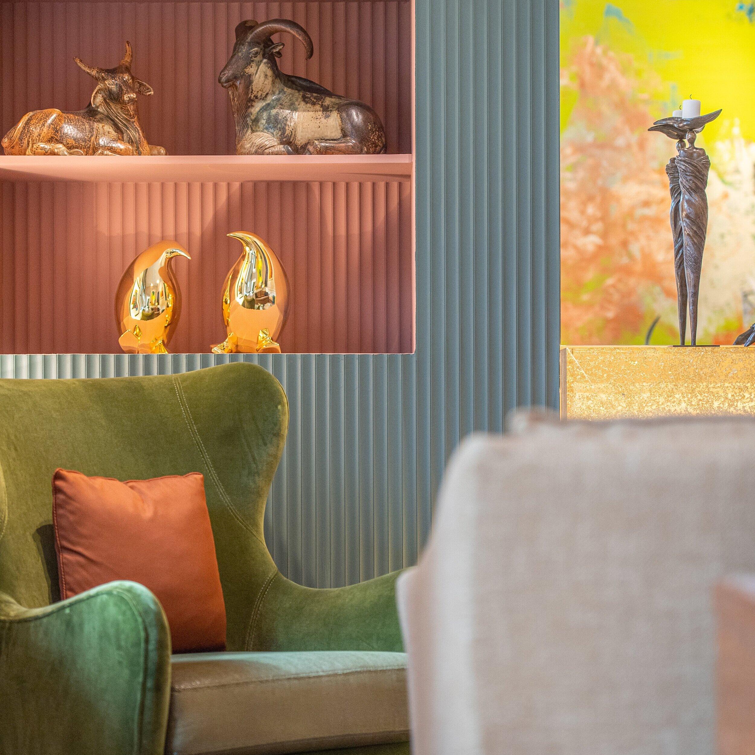Fleur Rossdale for The Interior Design House (detail)