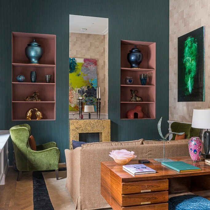 Fleur Rossdale of The Interior Design House