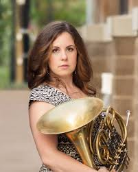 "Katy Ambrose, horn   Praised by the Philadelphia Inquirer as a ""spectacular"" and ""graceful"" musician, Katy Ambrose has made a name for herself as an educator and chamber and orchestral musician. She joined the faculty of the McIntire Department of Music at the University of Virginia and was appointed Principal Horn of the Charlottesville Symphony in Fall 2015. She also holds the position of fourth horn of the Delaware Symphony. Ambrose earned an Artist Diploma from Yale University, a Masters degree from the Cincinnati-Conservatory and a Bachelor's degree from the University of Michigan. She was the recipient of the prestigious William D. Revelli Award at the University of Michigan and the Henry and Lucy Moses Fellowship at Yale. She is currently working on her dissertation to complete the Doctor of Musical Arts at Temple University."