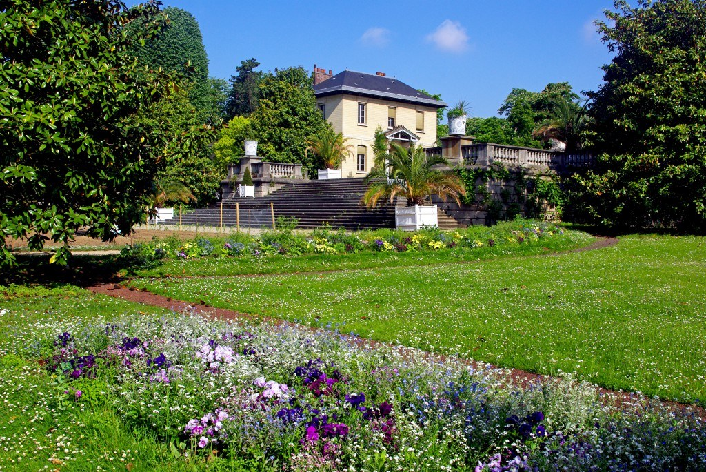 Serres d'Auteuil. Photo Credit:  French Moments