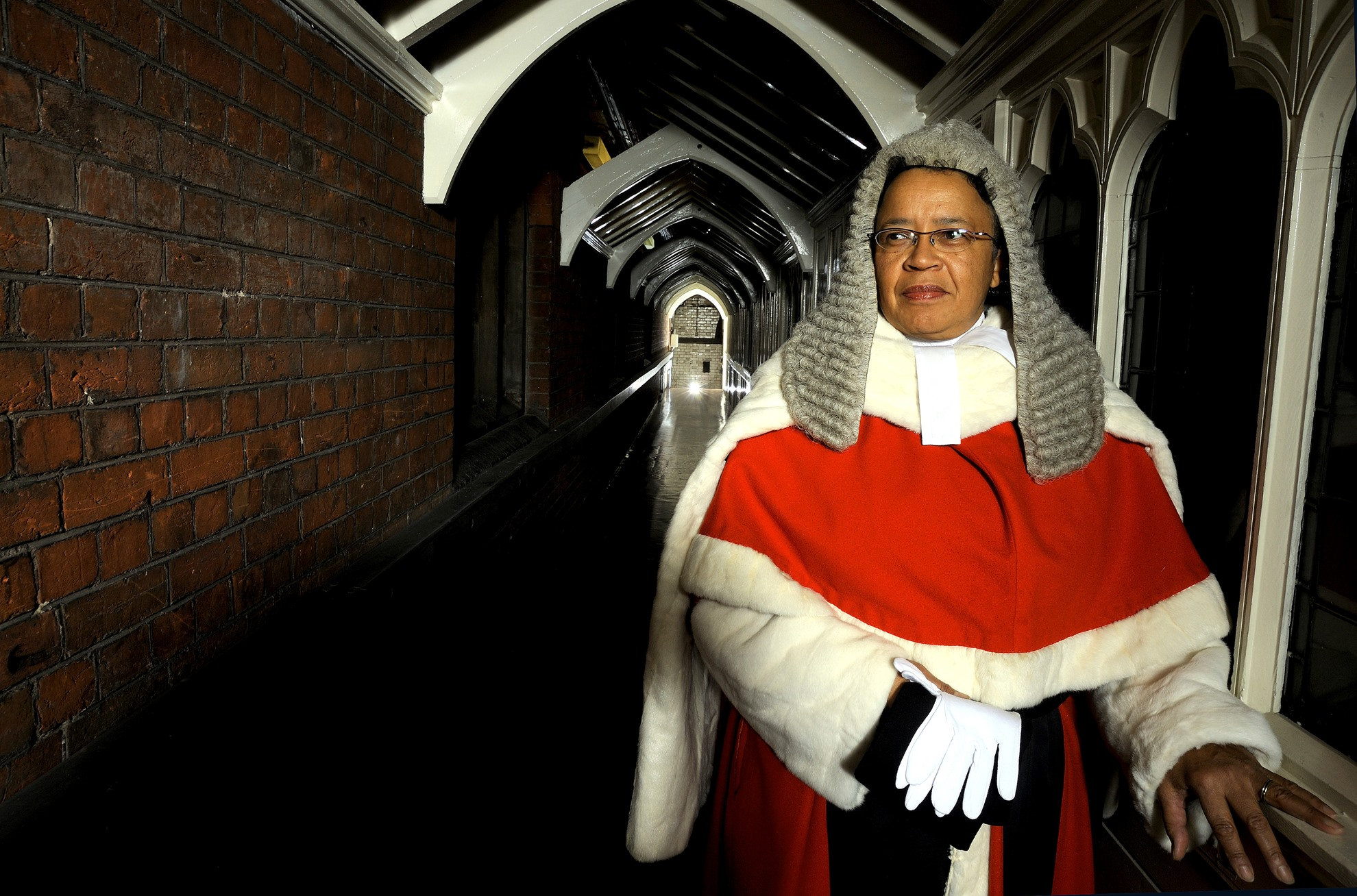 Dame Linda Dodds