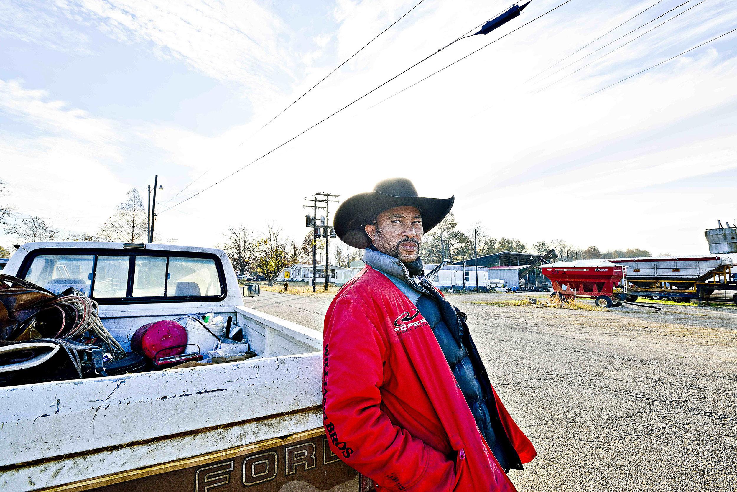 Tim Cook, a professional Ranger Manager, Houston, Mississippi.