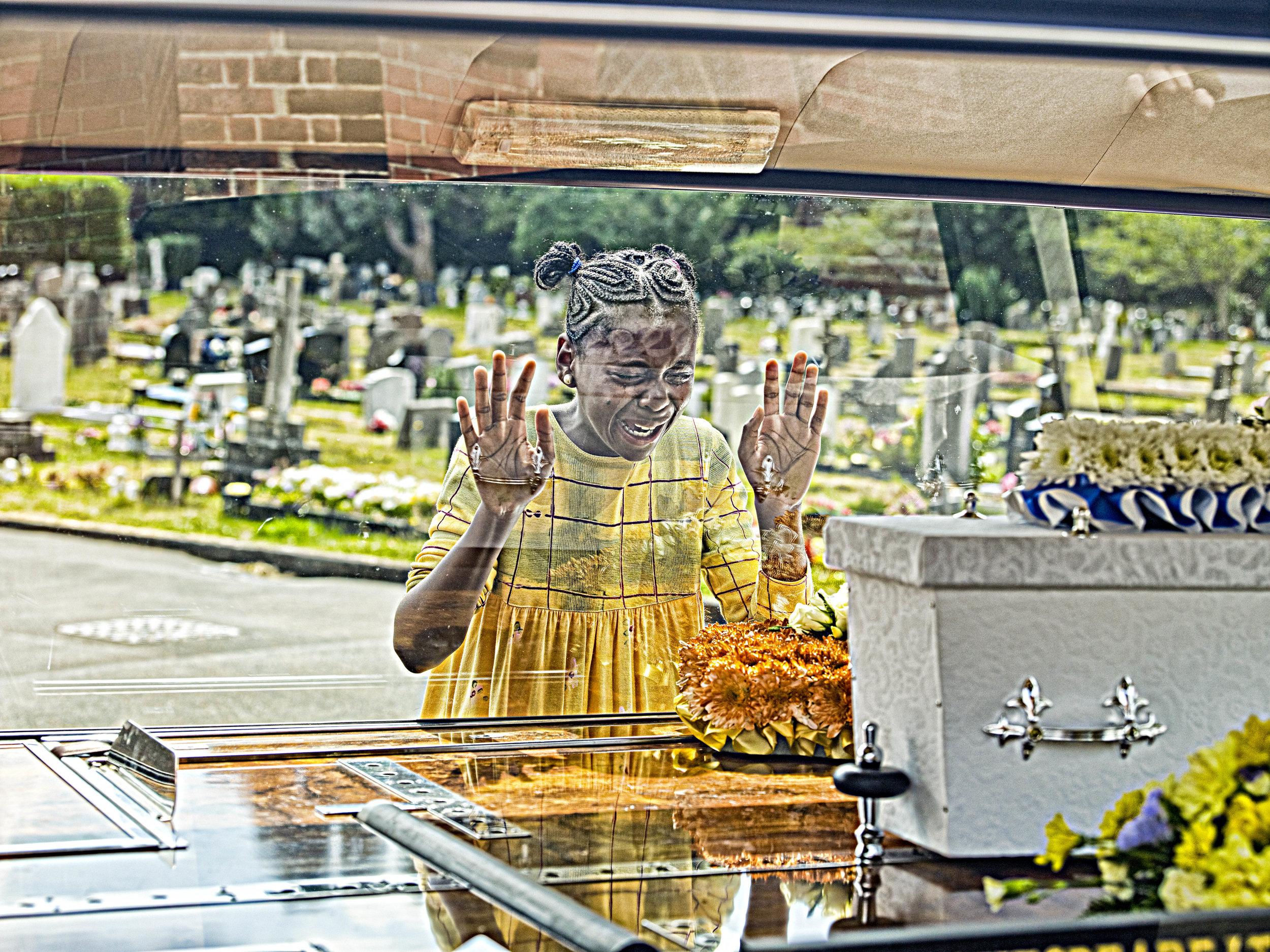The Funeral-by John Ferguson