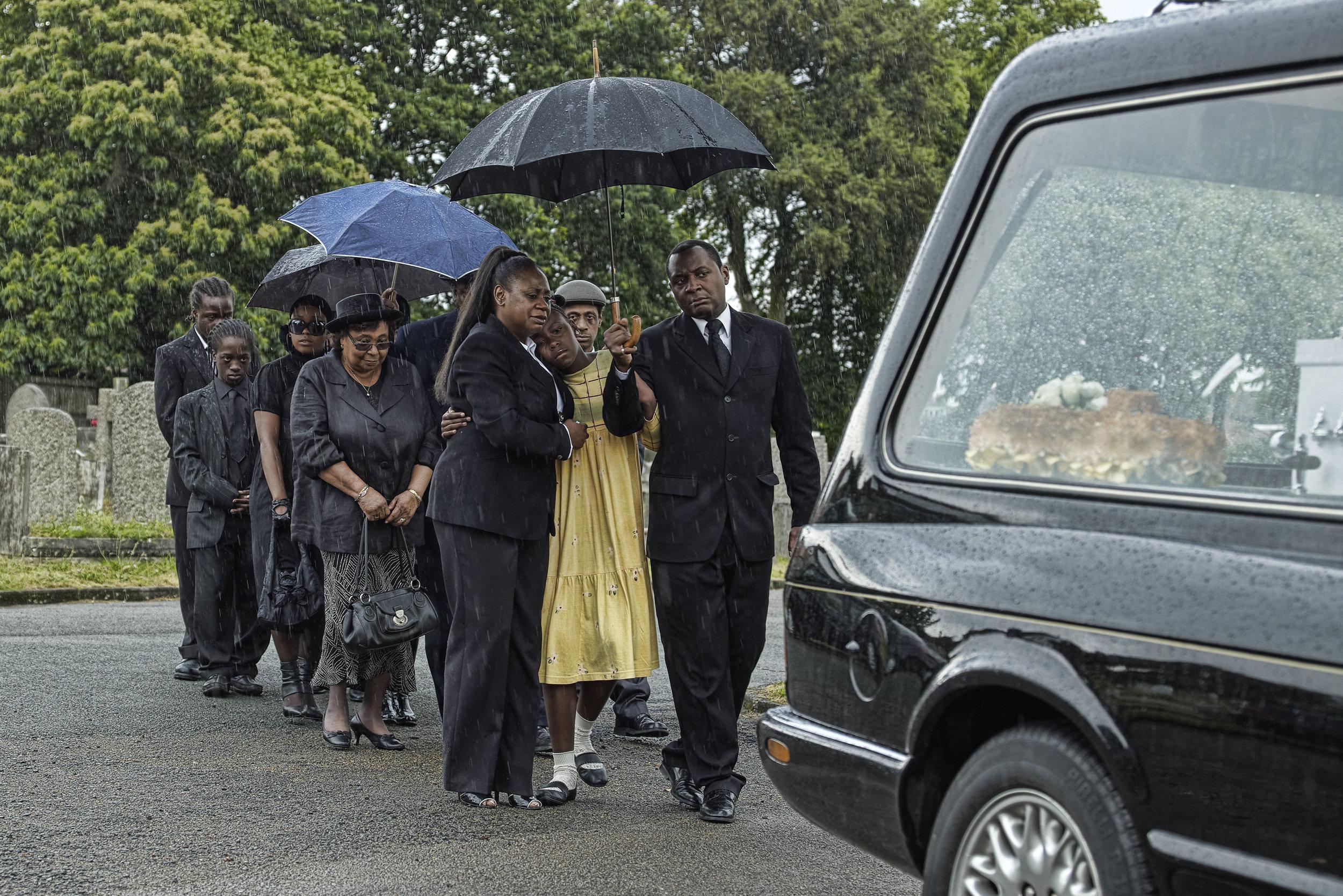 The Funeral Shoot-John Ferguson