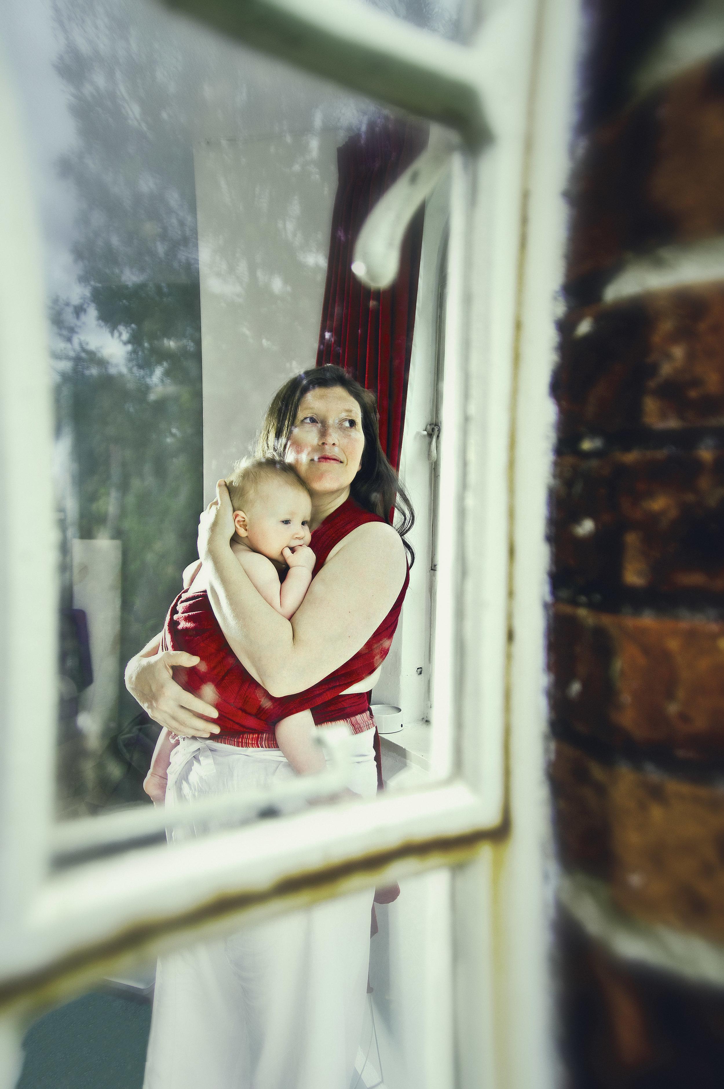 My Safe Place - Tina & baby Amber