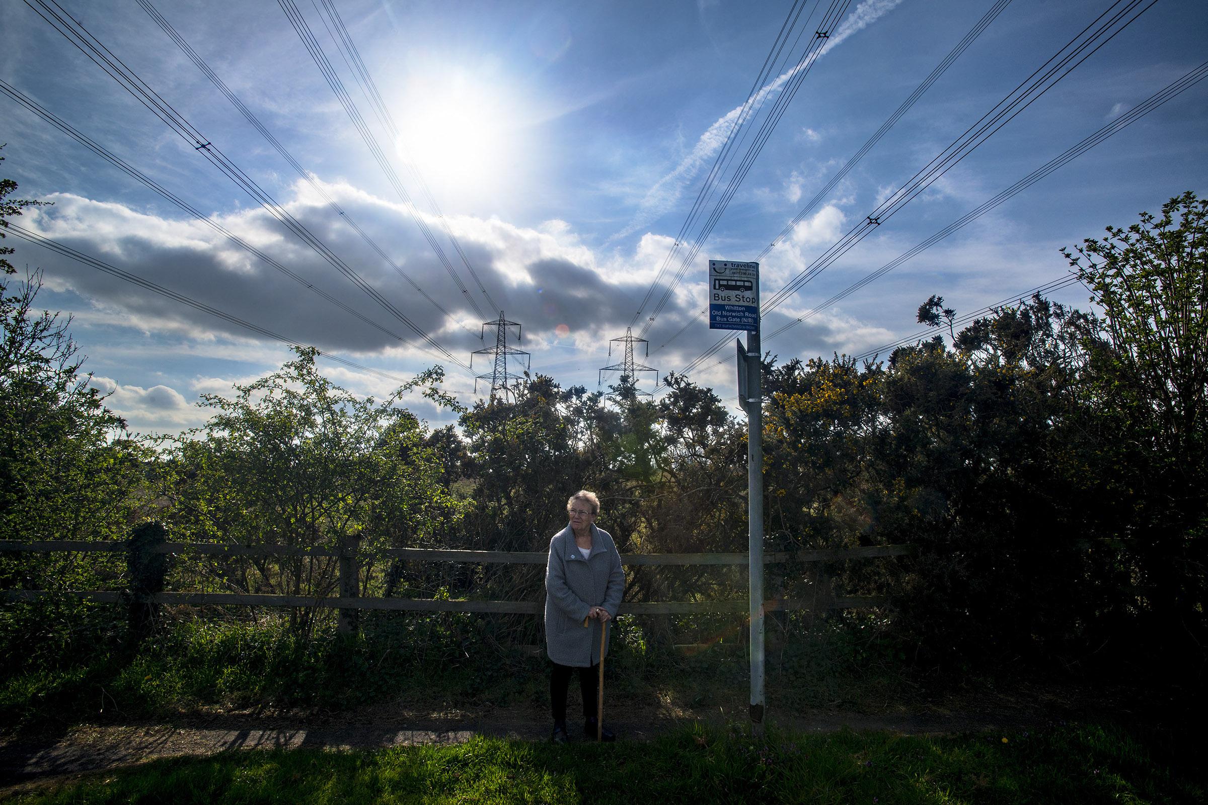 Rural Loneliness - Picture by John Ferguson