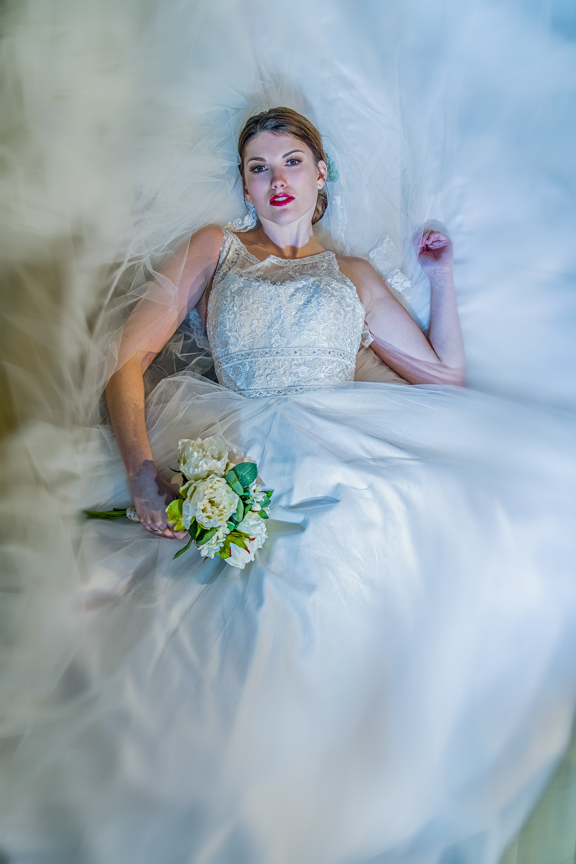 Louise Bentley Bridal Fashions-John Ferguson Photography