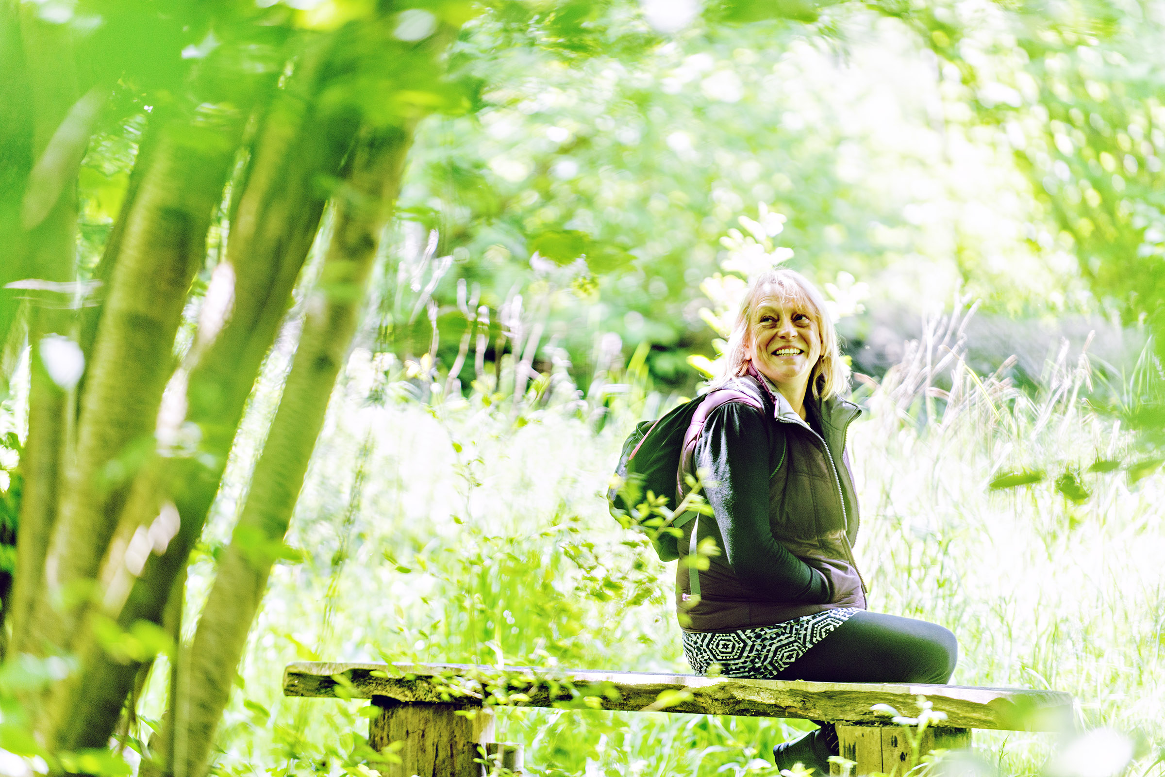 Mindfulness and Well Being - Back to Nature