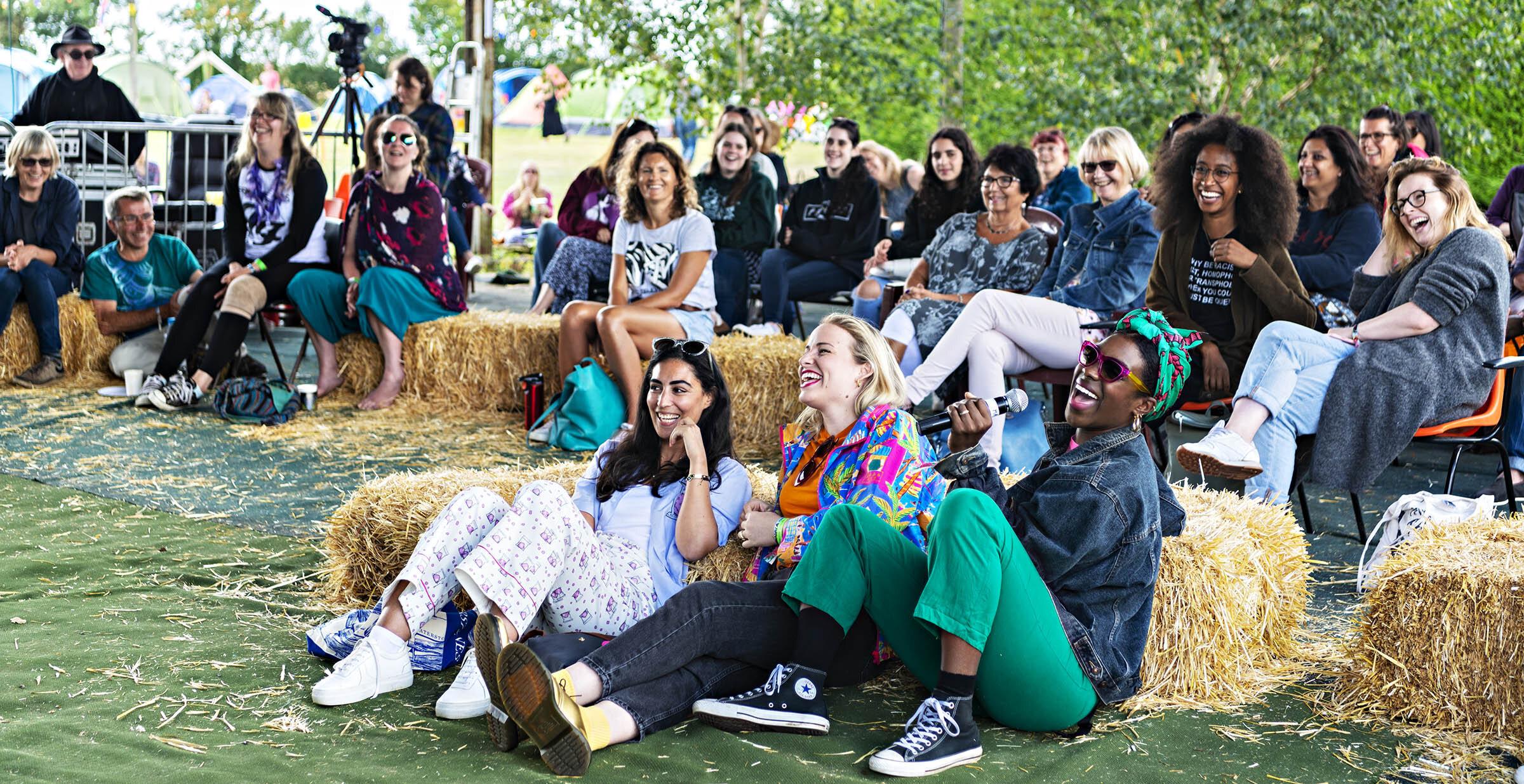 Primadonna festival, Suffolk