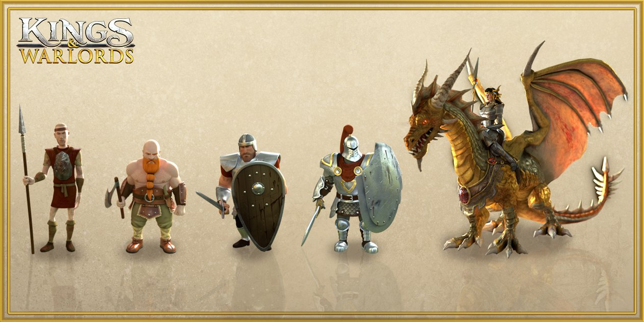 Kings & Warlords - Digital Chocolate, 2012Kings & Warlords is a fantasy themed 4X MMO game that players to make strategic decisions that have big impact on multiplayer gameplay.