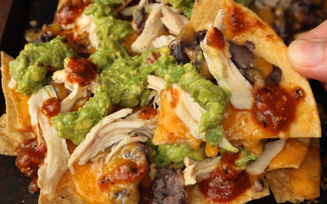 Hungry Fan® Nachos