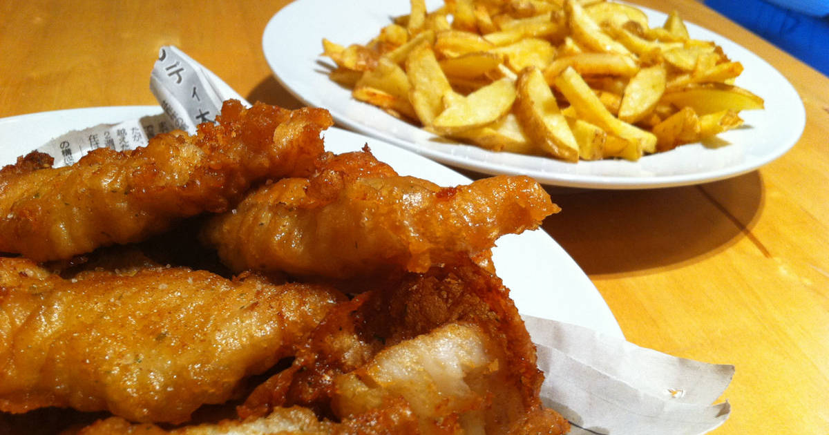 Fried Fish 'n Chips