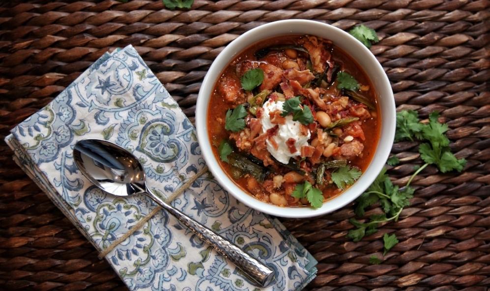 Roasted Tomato Chili