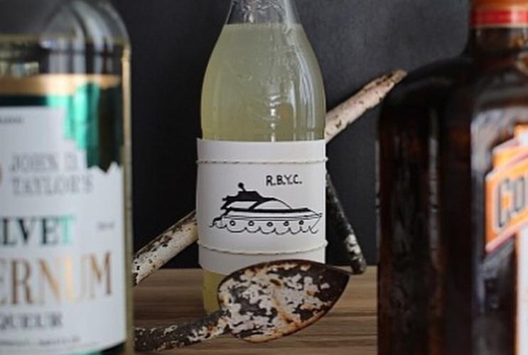 R.B.Y.C. Bottled Cocktail