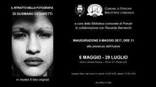 Il ritratto nella fotografia di Gusmano Cesaretti5/06/17-7/29/17 - Centro culturale Cavanisvia Roma 121Porcari (LU) Italy 55016