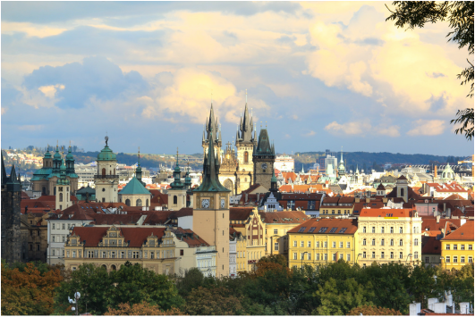 Prague Czech Republic Fall Castle.png