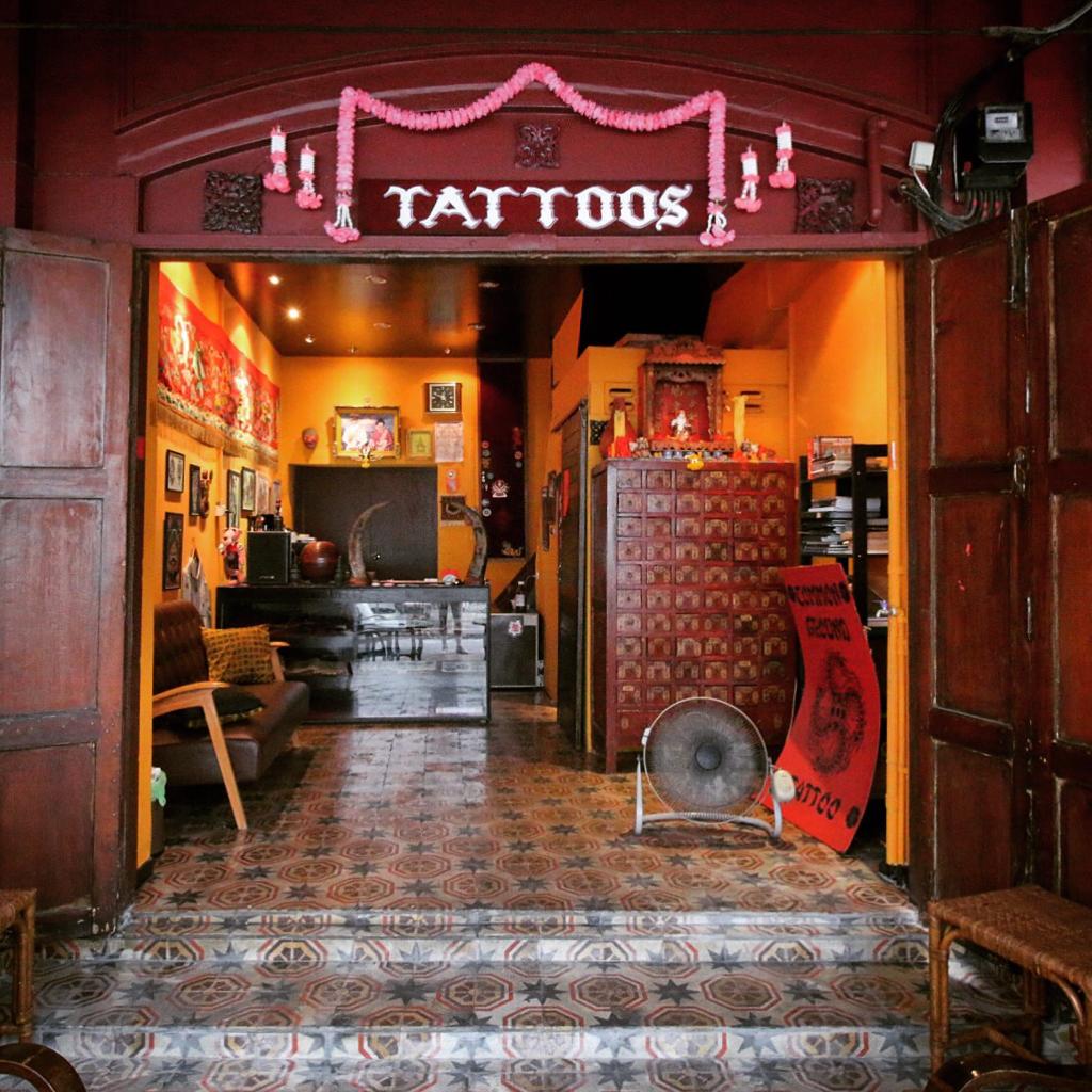 Common Ground Tattoo Bangkok