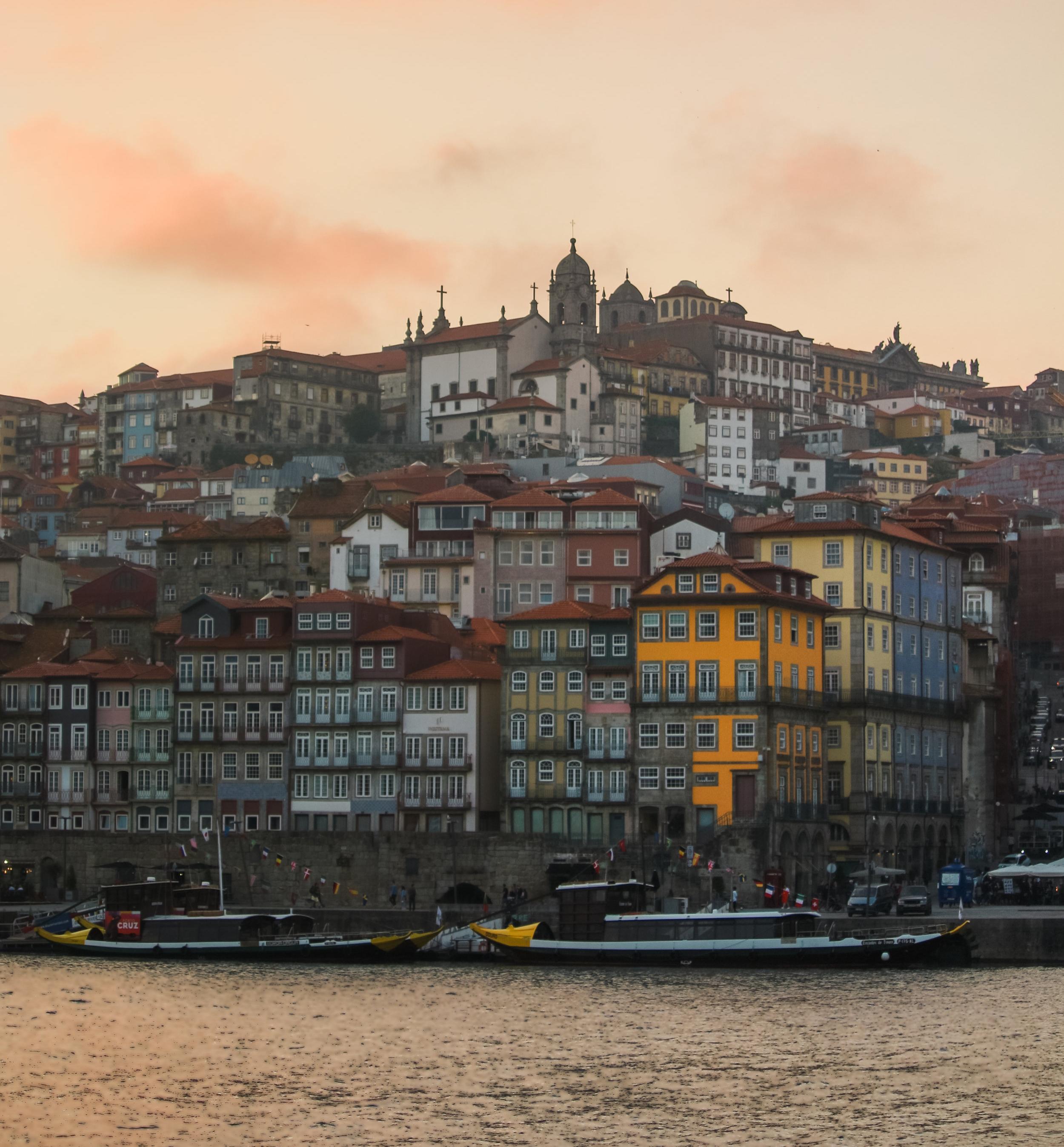 Porto Portugal Sunset.jpg