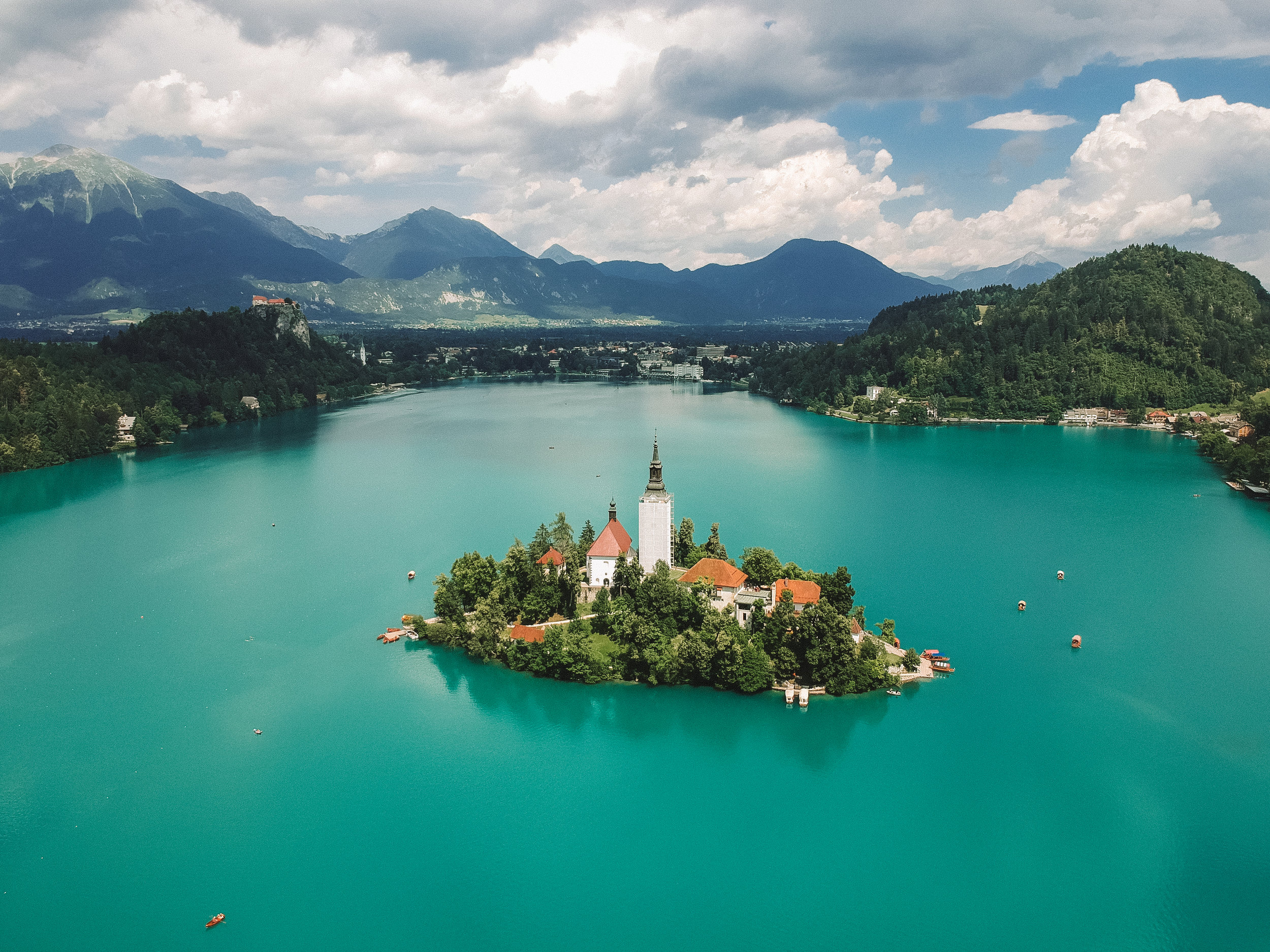 How To Spend A Day In The Fairytale Land That Is Lake Bled