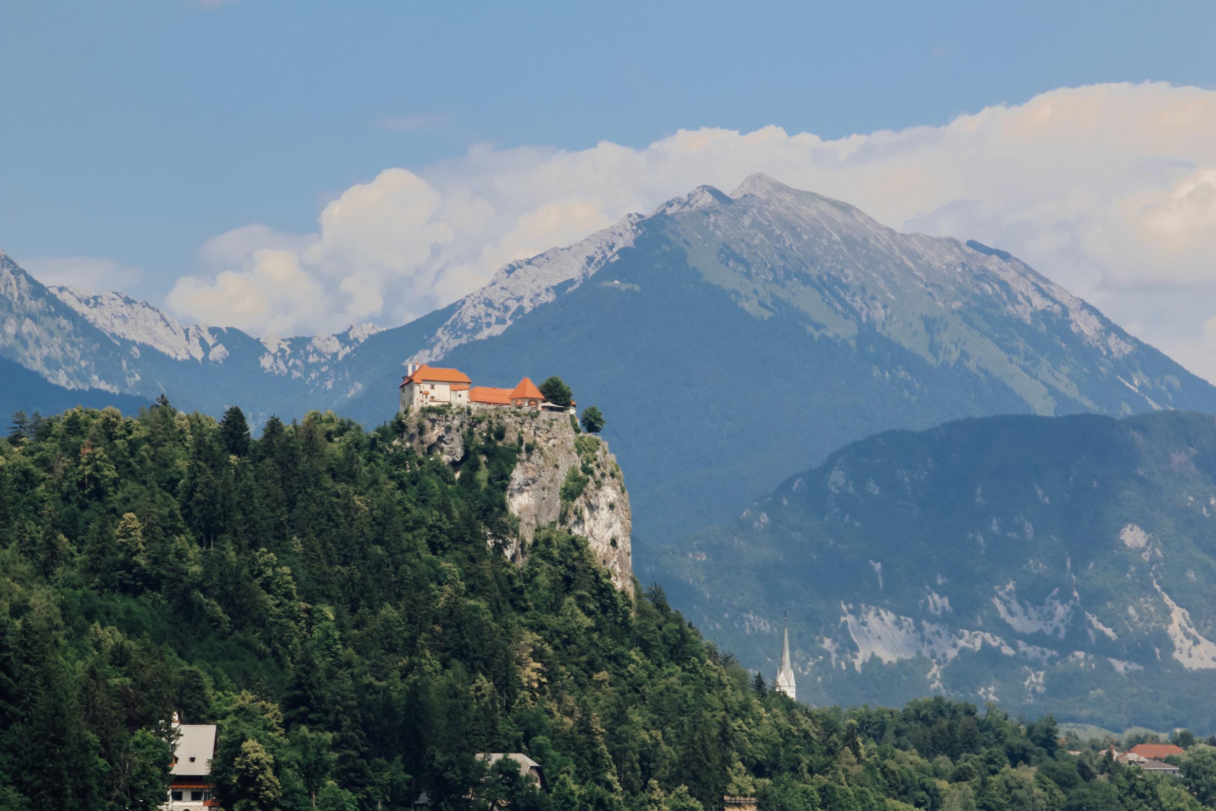Bled Castle Lake Bled Slovenia.jpg