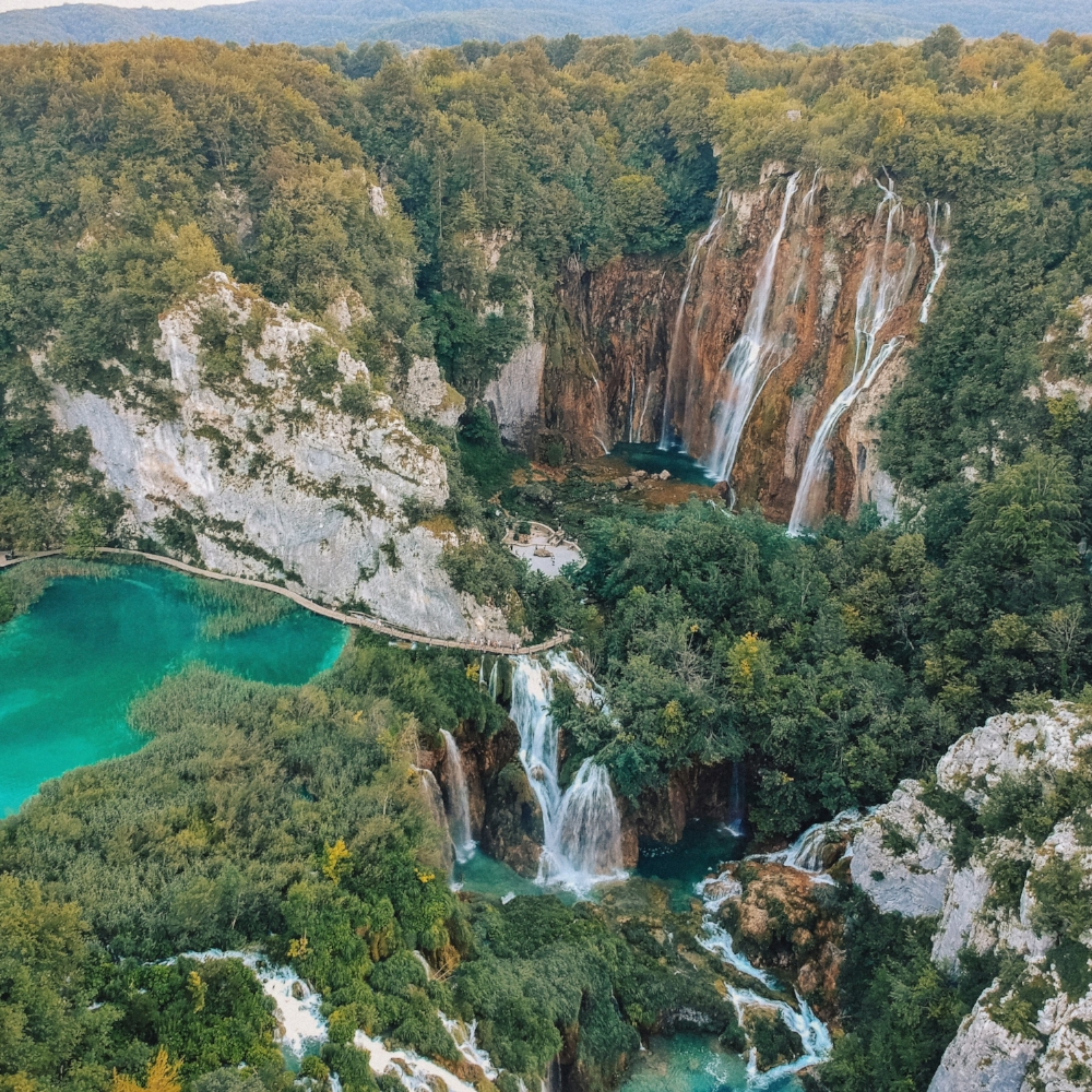 Plitvice National Park Route B Lower Lakes.jpg