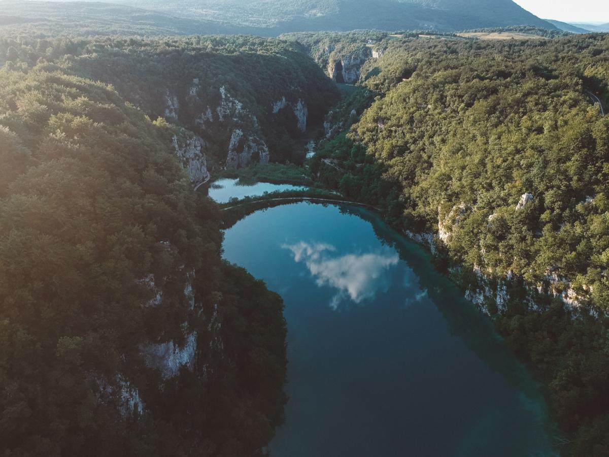Plitvice Lakes Croatia Aerial.jpg