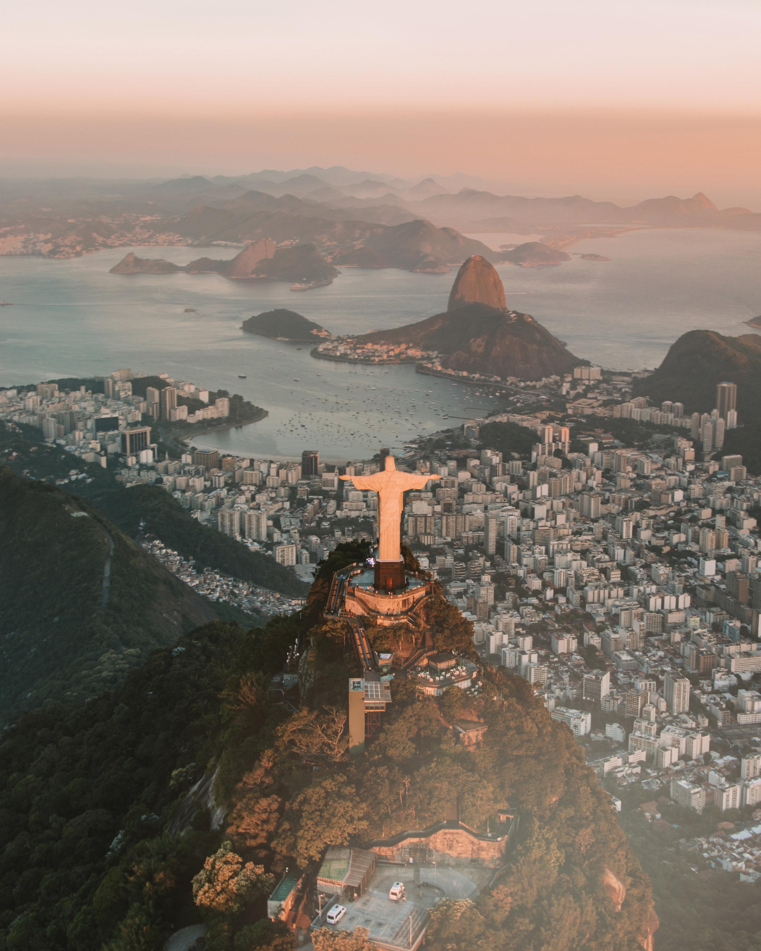 Christ the Redeemer Aerial Helicopter Rio de Janeiro.jpg
