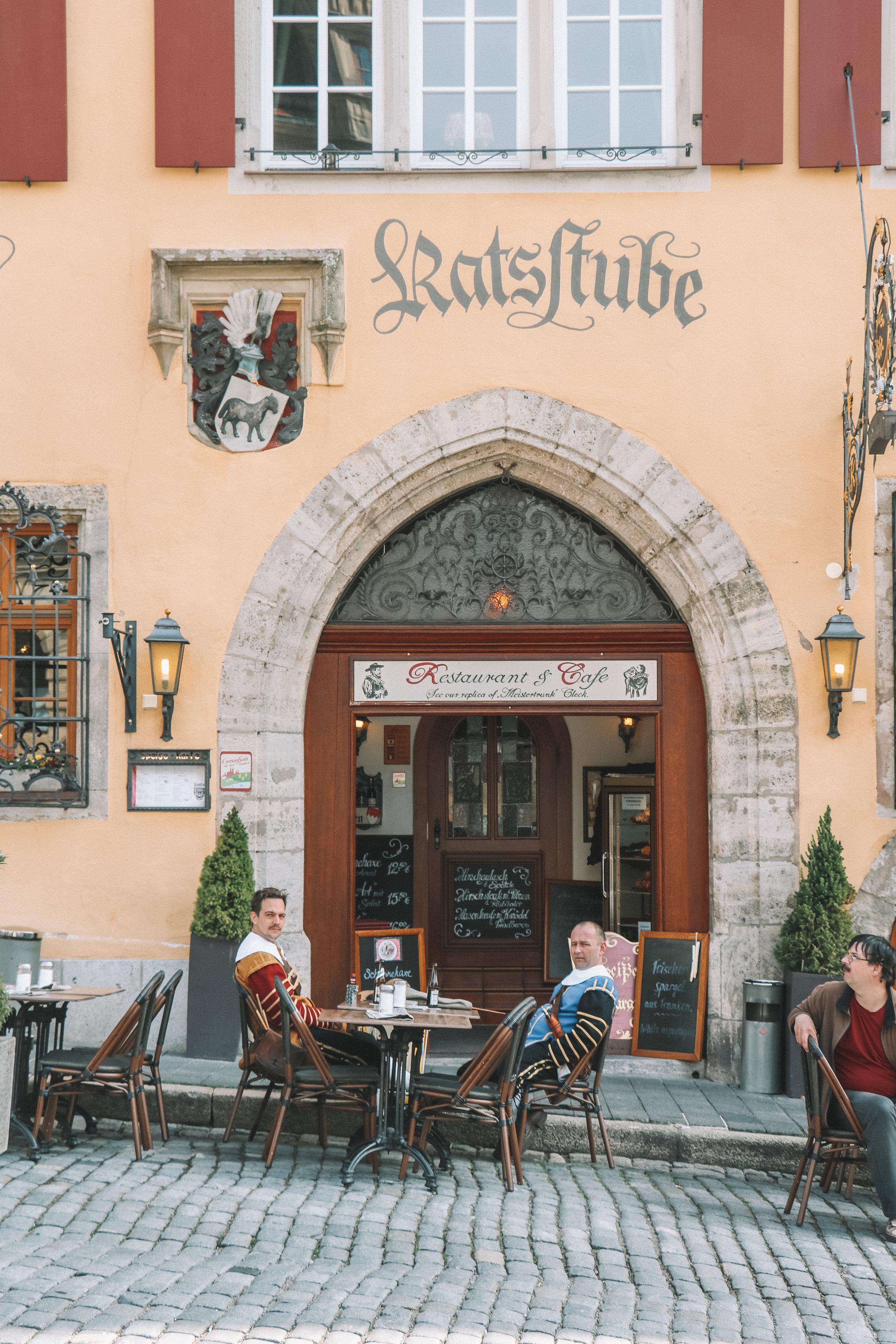 Ratsstube Rothenburg ob der Tauber