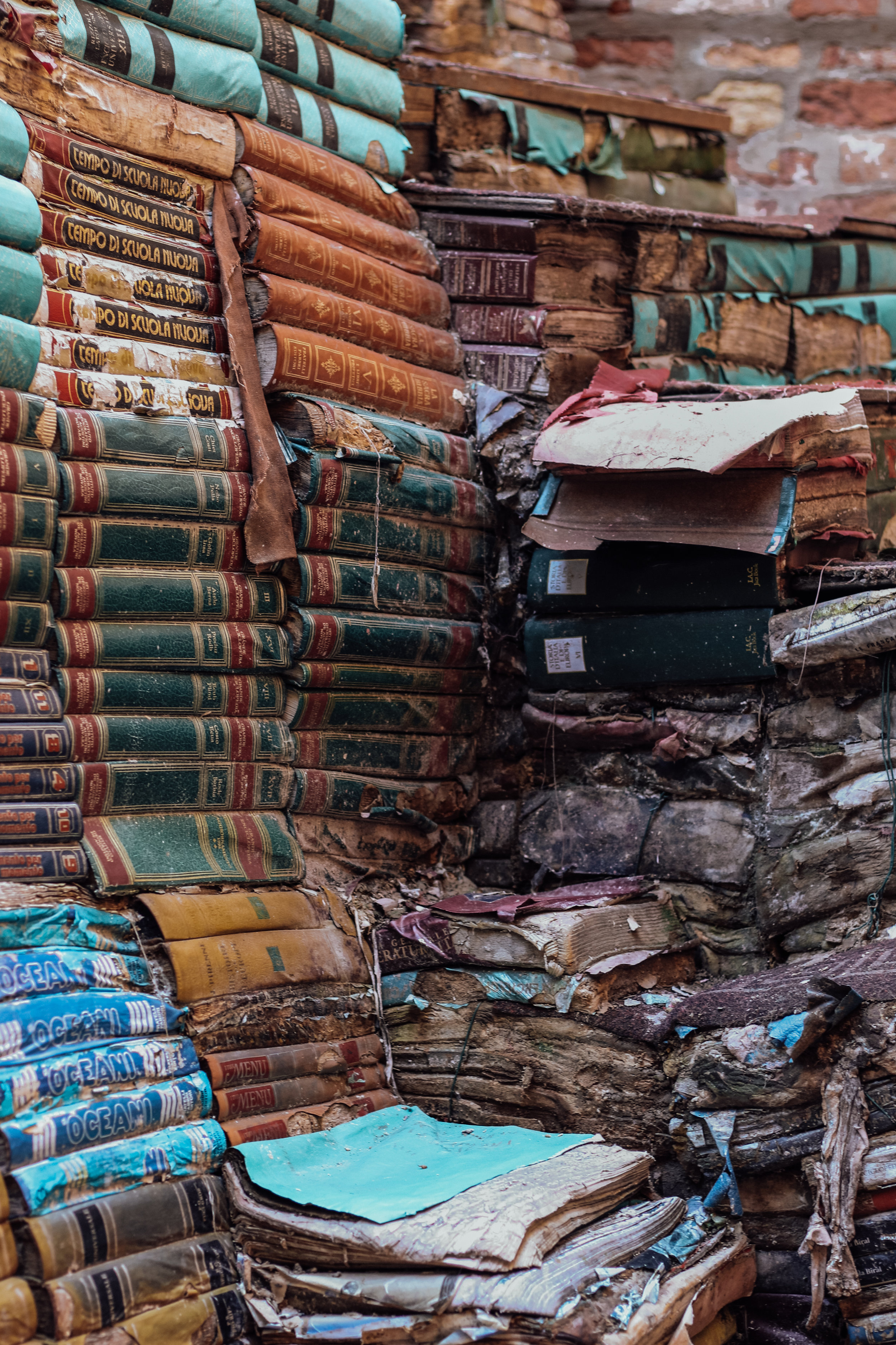 Damaged Books Libreria Acqua Alta.jpg