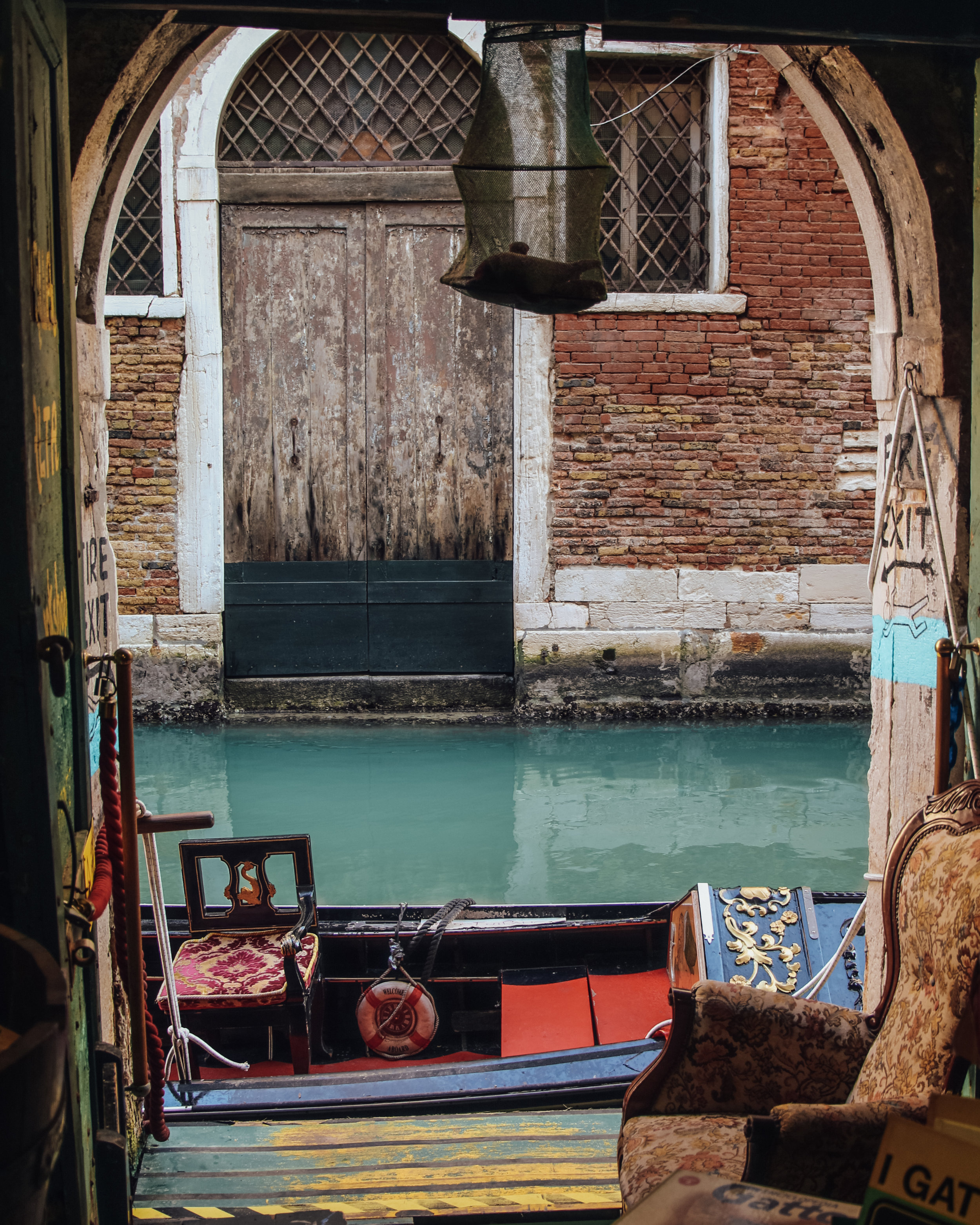 Libreria Acqua Alta Canal Door.jpg