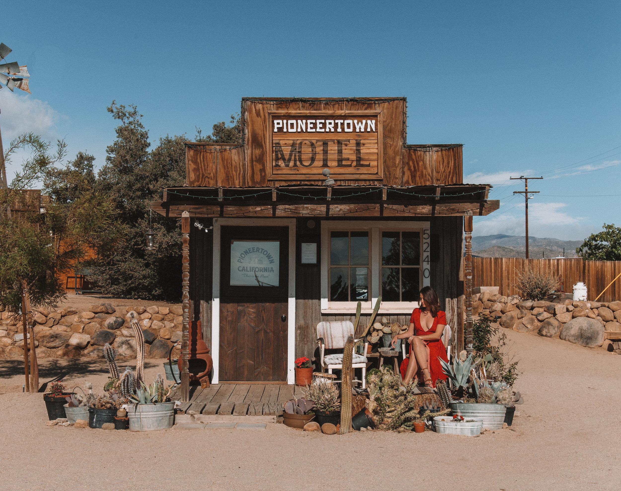 Pioneertown Motel